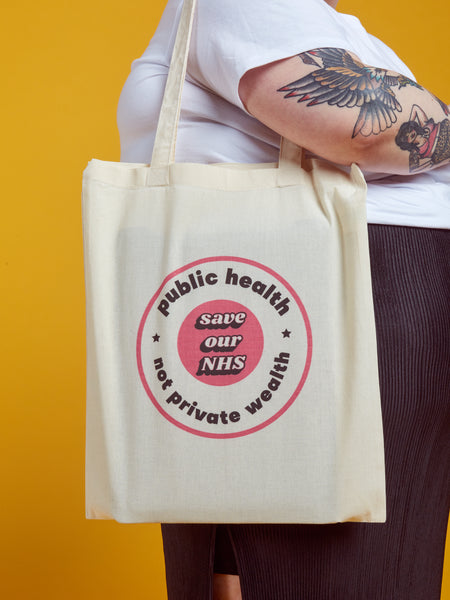 the NHS tote