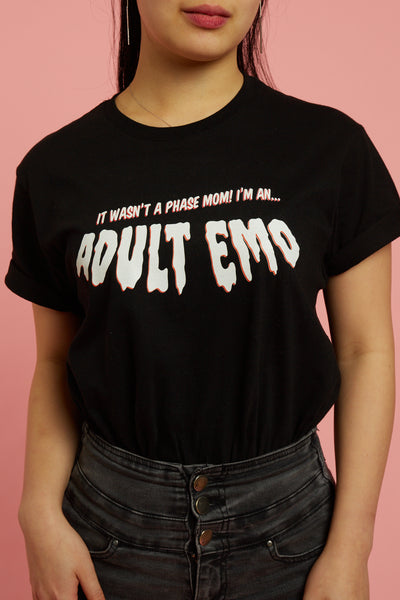 the emo tee