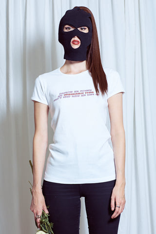 the secret recipe tee