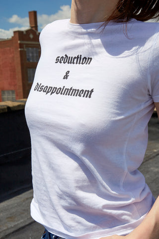 the seduction tee
