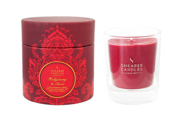 Hollyberry & Clove Candle in a Gift Box