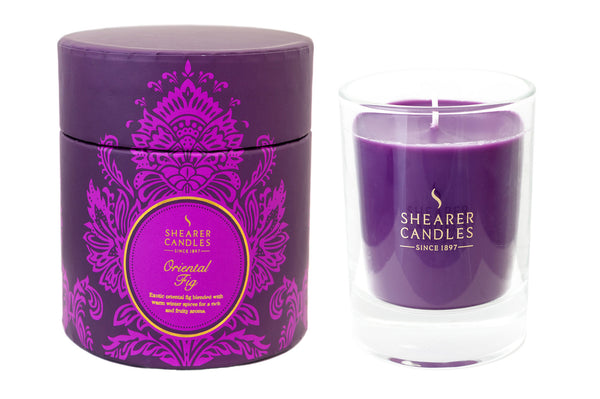 Oriental Fig Candle in Gift Box