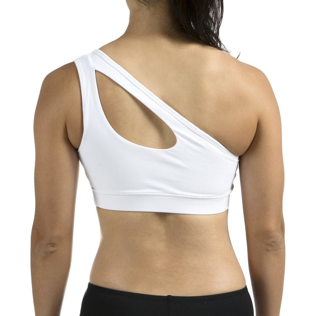 BIA V-Strap Sports Bra - White
