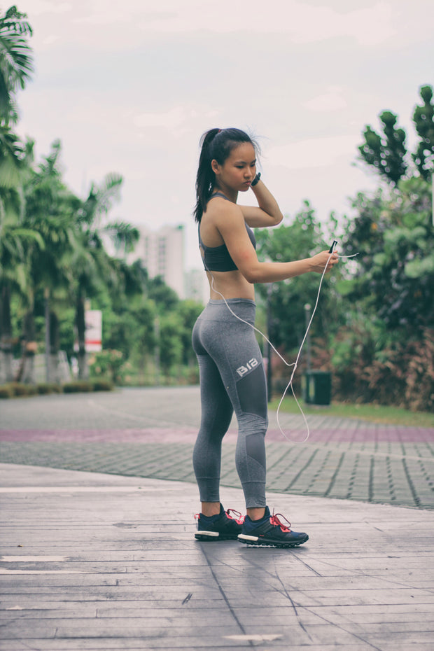 BIA AdaptFit Leggings - Grey