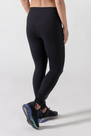 BIA V2 High Waisted Leggings - Black