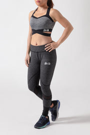 BIA X-Fit Sports Bra - Grey
