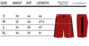 BIA Men's Athleisure Shorts