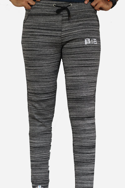 BIA Sweatpants - Mottled Grey