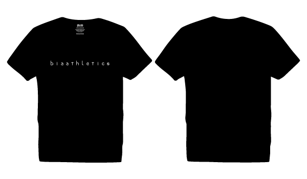 BIA Athleisure Shirts - Black (Unisex)