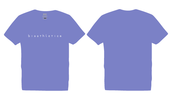 BIA Athleisure Shirts - Blue (Unisex)