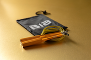 BIA Athletic Speed Rope - Gold