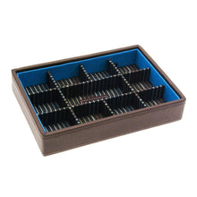 Stackers Brown Stripe Stacker Gents Jewellery Valet Tray