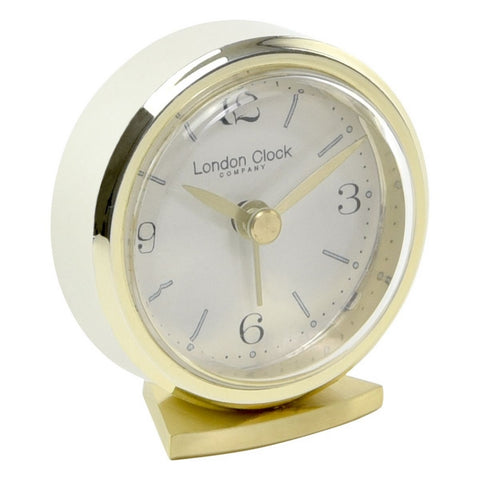 London Clock Co 6 cm Small Russian Alarm Clock