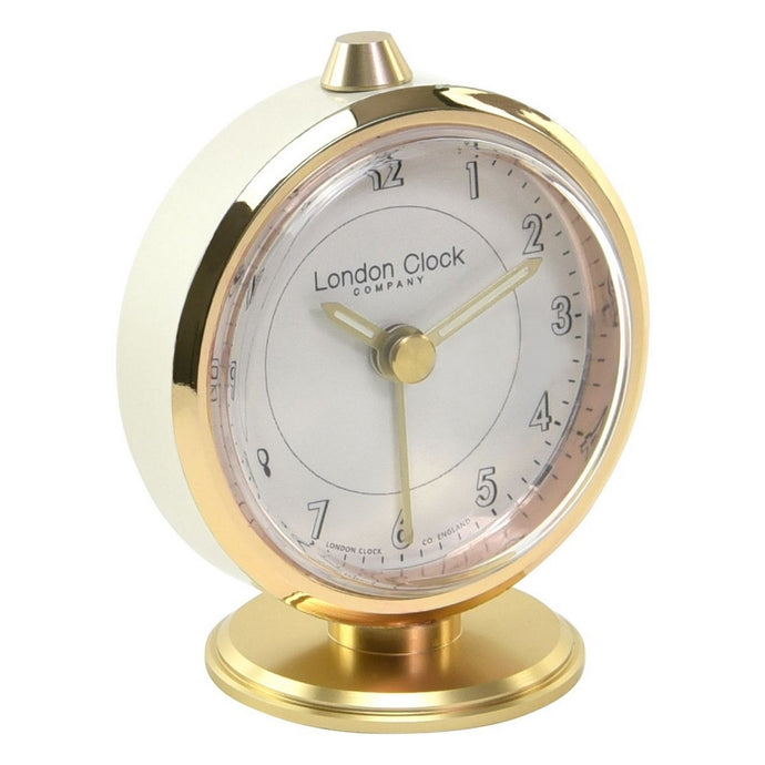 London Clock Co 8 cm Large Russian Alarm Clock
