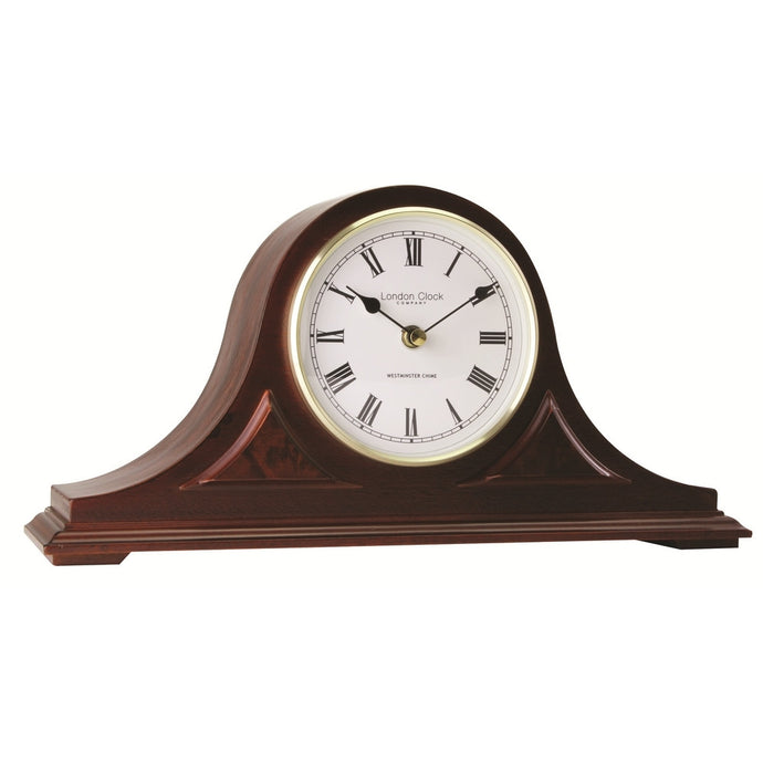 London Clock Co 18 cm Napoleon Mantel Clock