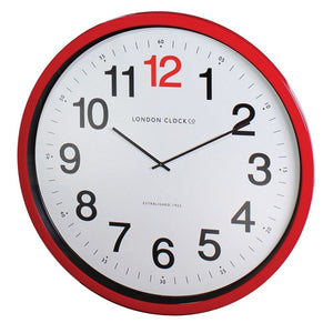 London Clock Co 1 Metre Retro Wall Clock