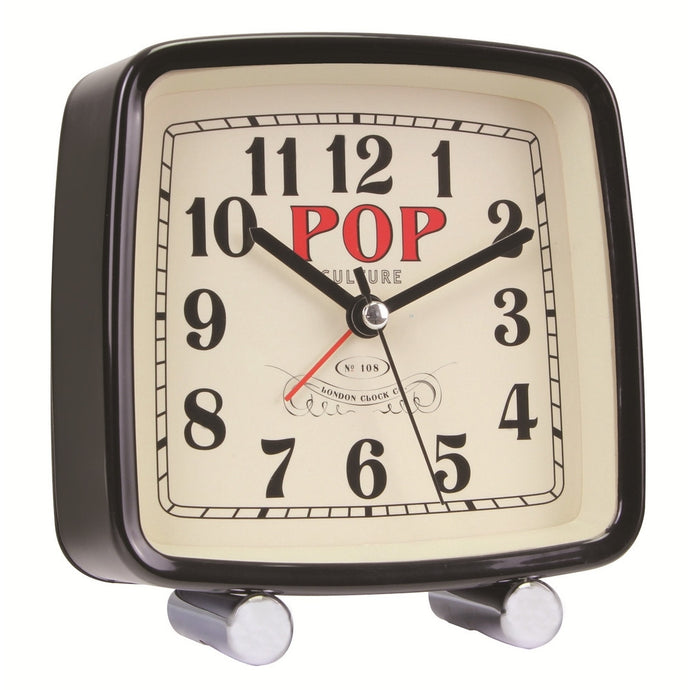 London Clock Co Pop Alarm Clock