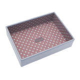 Stackers Medium Blue & Pink Stacker Jewellery Tray -No Sections