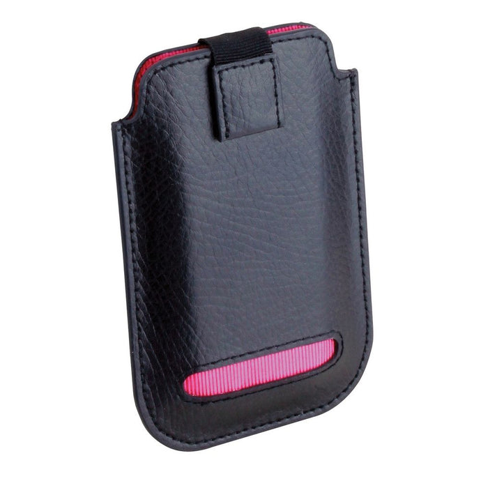 Dulwich Designs Leather Eclipse iPhone 4/4S Pouch Case Pink
