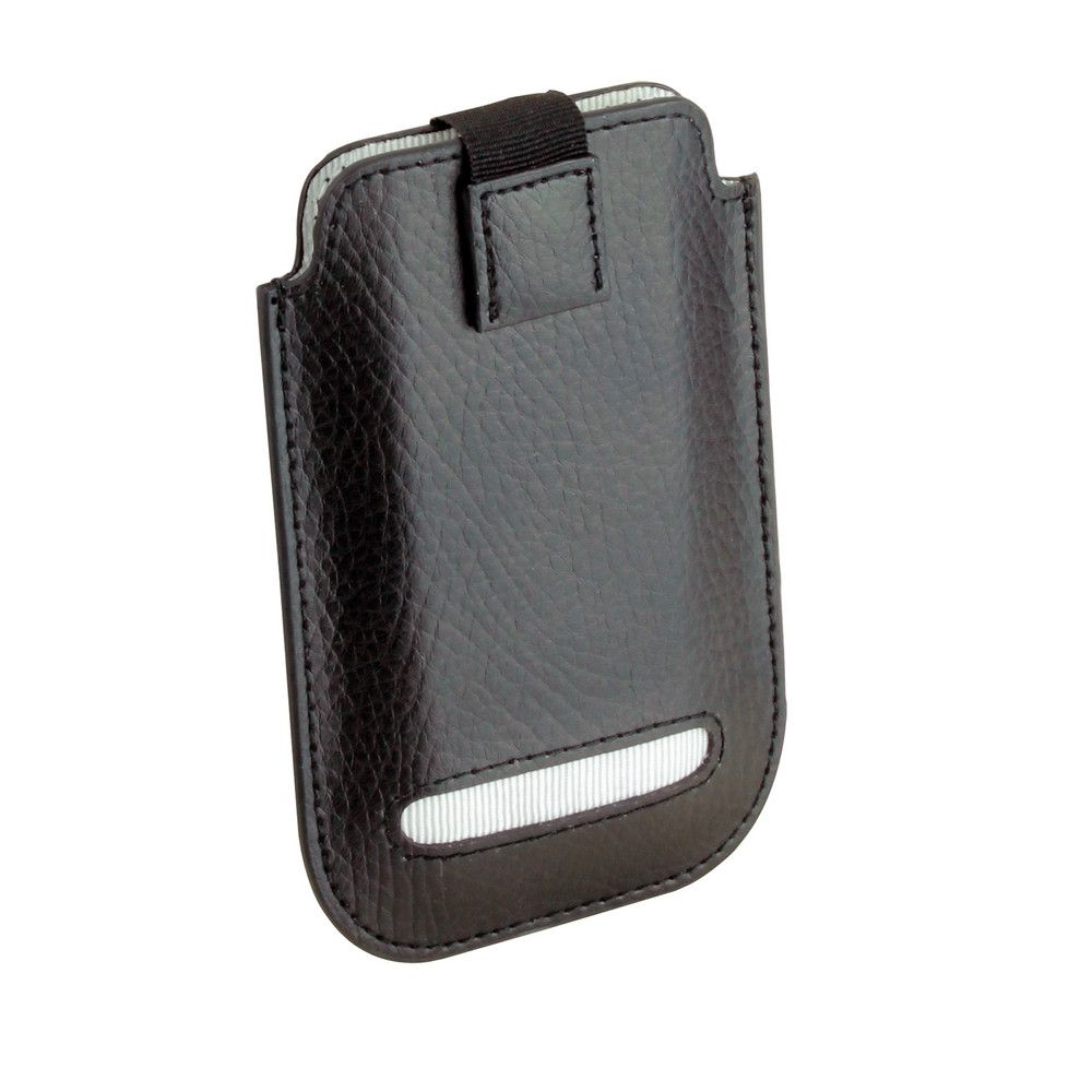 Dulwich Designs Leather Eclipse iPhone 4/4S Pouch Case White