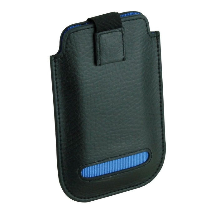 Dulwich Designs Leather Eclipse iPhone 4/4S Pouch Case Blue