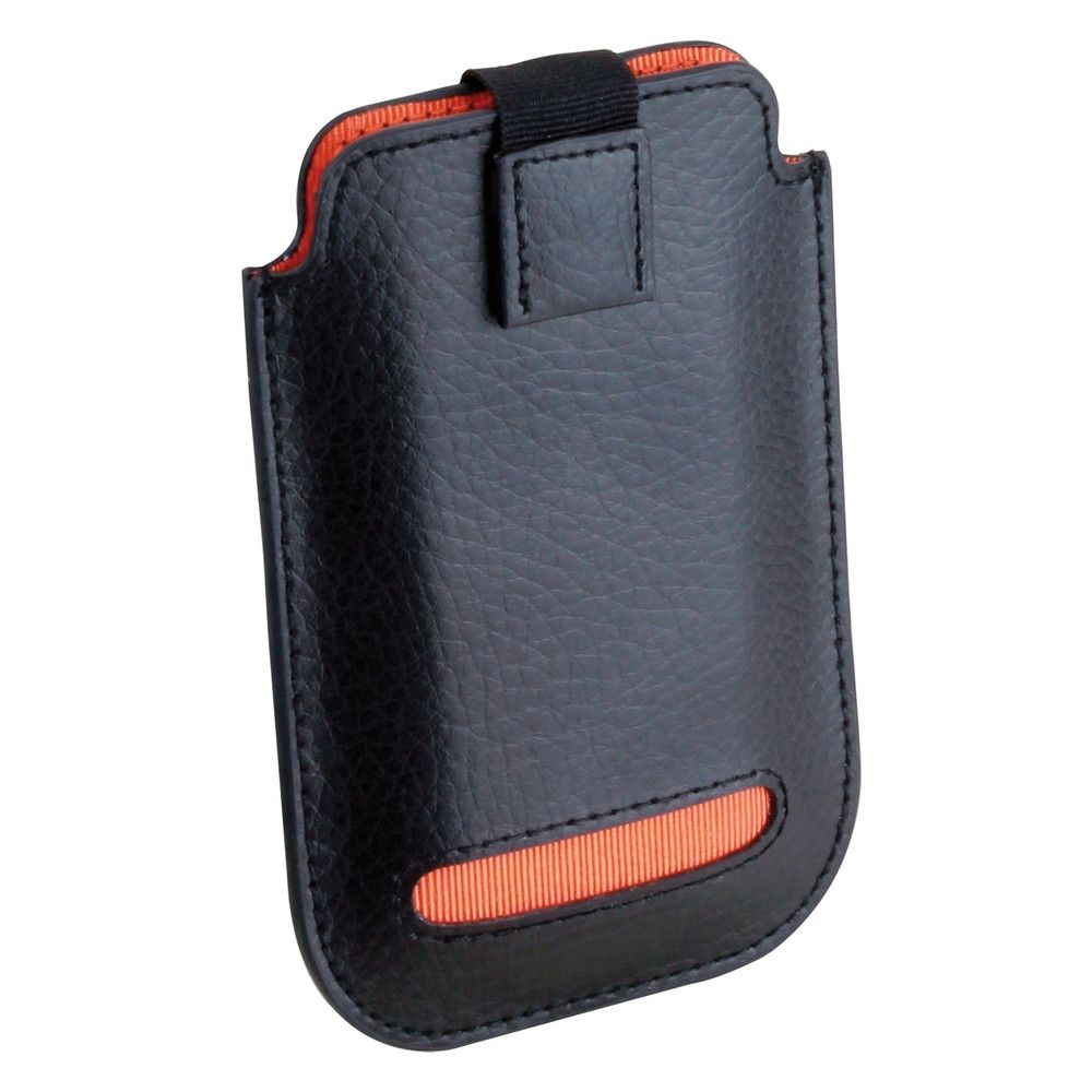 Dulwich Designs Leather Eclipse iPhone 4/4S Pouch Case Orange