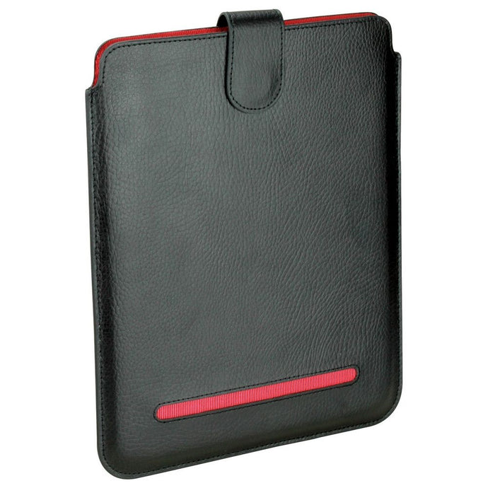 Dulwich Designs Leather Eclipse iPad/iPad 2/New iPad Case Red