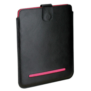 Dulwich Designs Leather Eclipse iPad/iPad 2/New iPad Case Pink