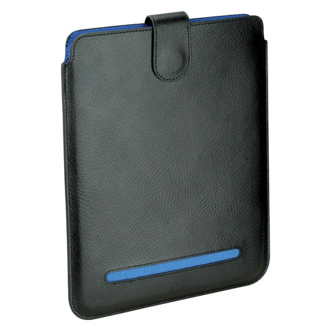 Dulwich Designs Leather Eclipse iPad/iPad 2/New iPad Case Blue