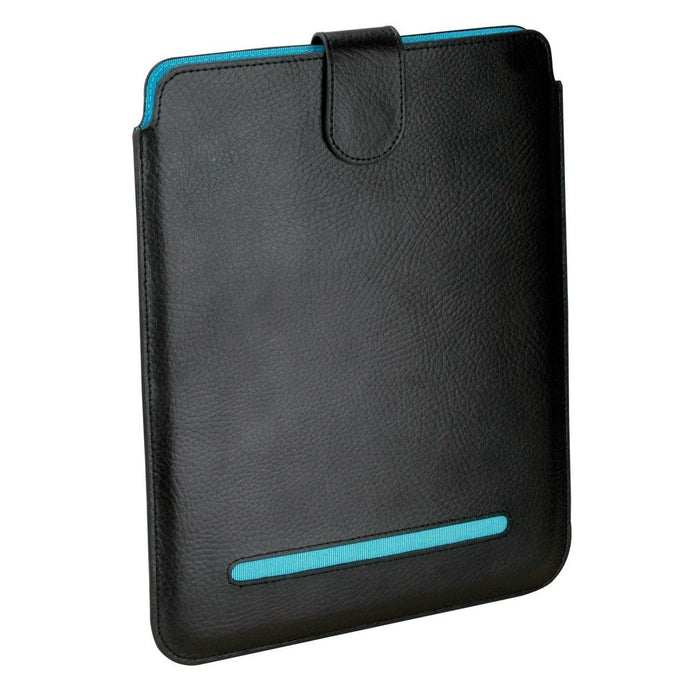 Dulwich Designs Leather Eclipse iPad/iPad 2/New iPad Case Turquoise