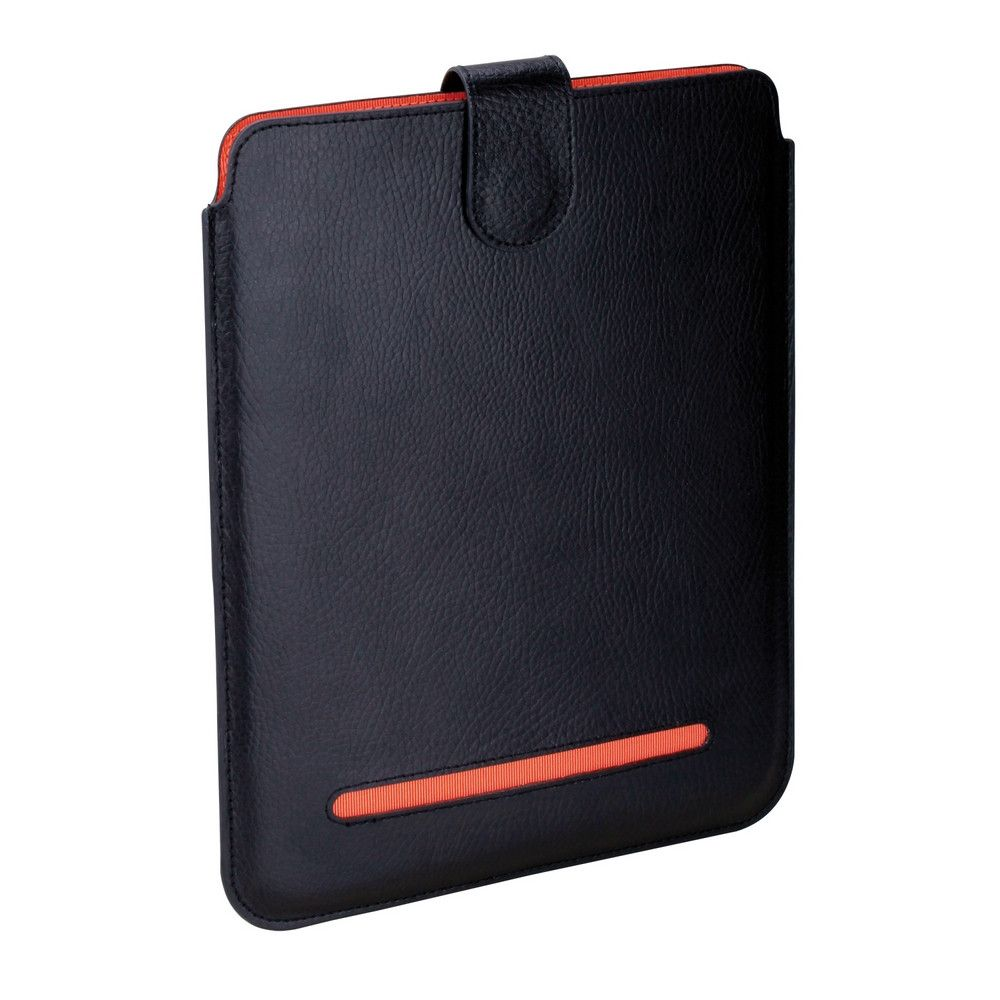 Dulwich Designs Leather Eclipse iPad/iPad 2/New iPad Case Orange