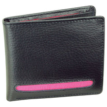 Dulwich Designs Leather Eclipse Wallet Pink