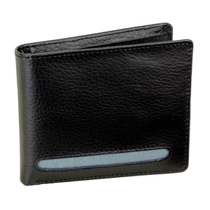 Dulwich Designs Leather Eclipse Wallet Grey