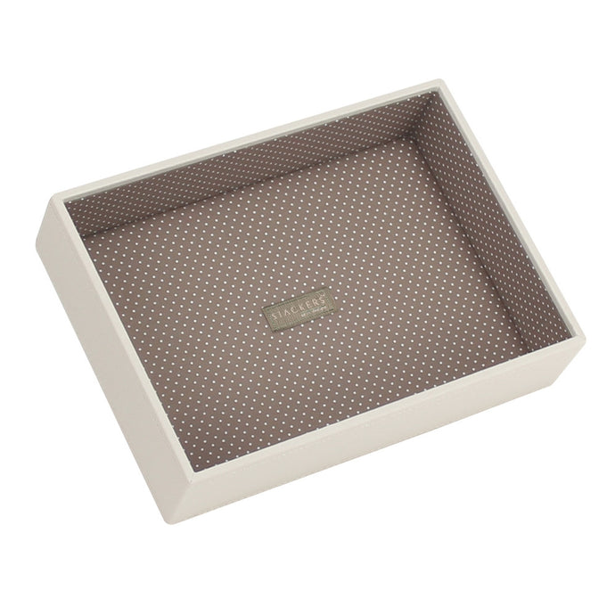 Stackers Vanilla & Mocha Classic Deep Open Jewellery Tray