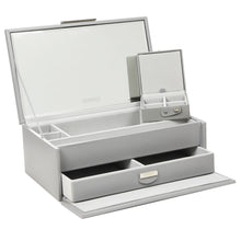 Dulwich Design Grey Medium Jewellery Box