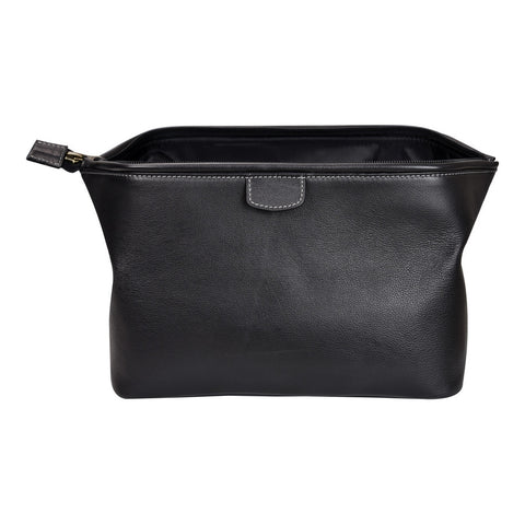 Dulwich Design Black Wash Bag