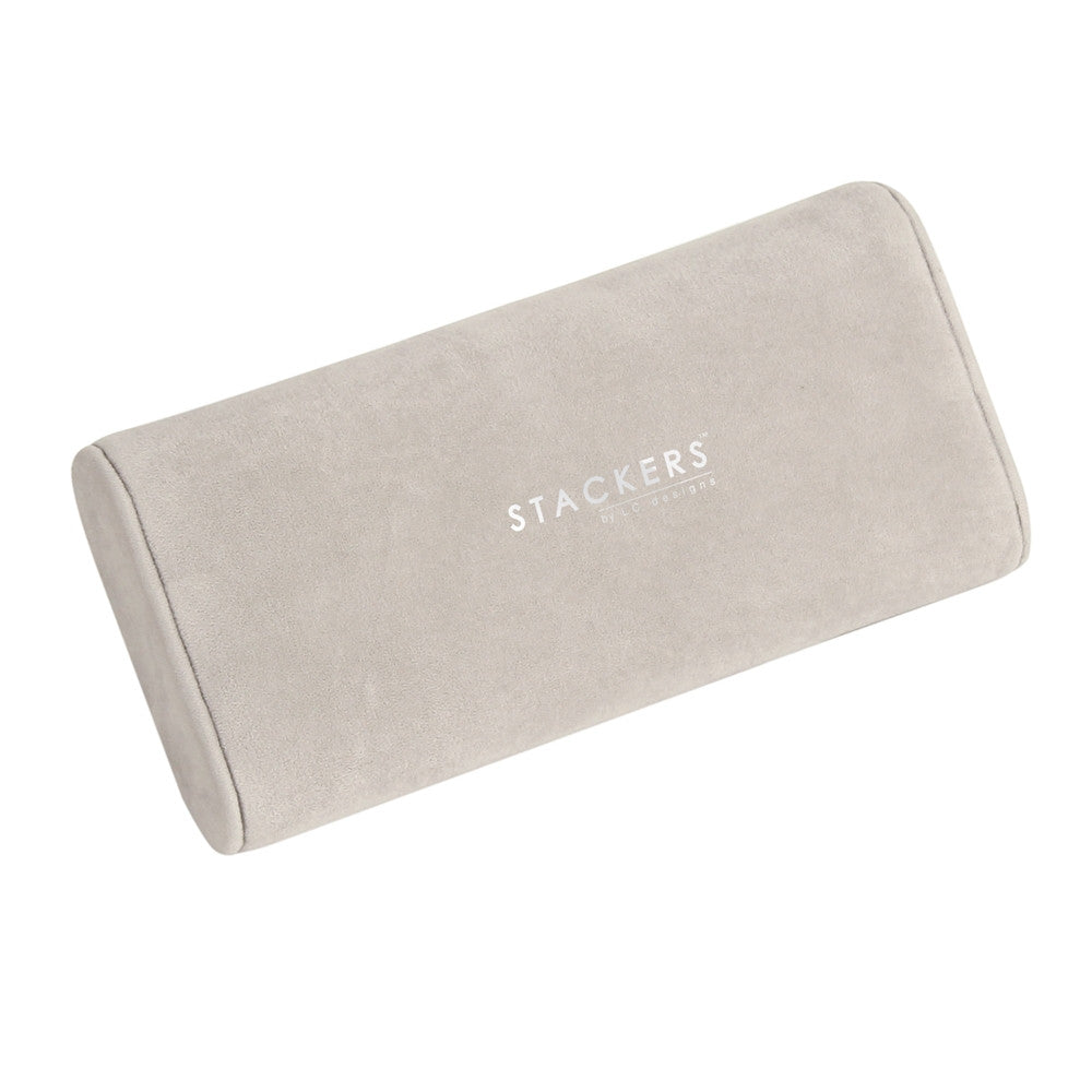 Stackers White & Grey Bracelet/Watch Pad Tray Insert