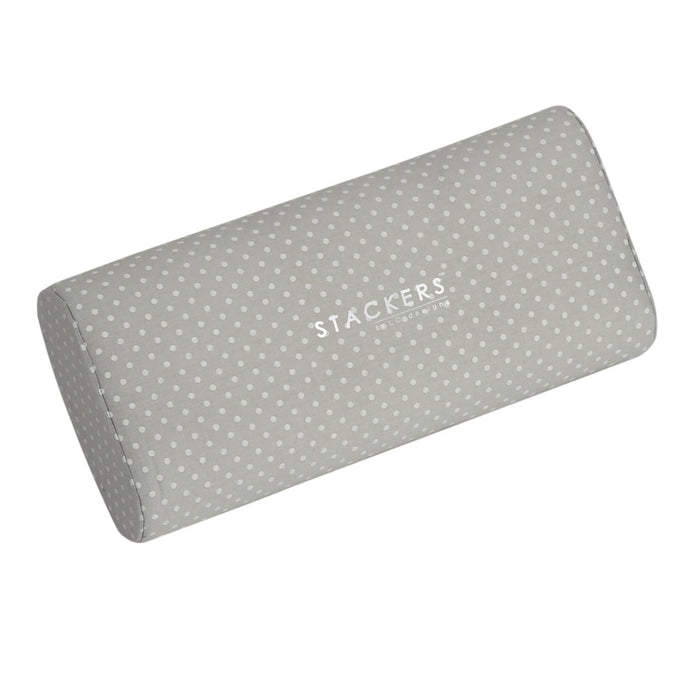 Stackers Soft Pink & Grey Spot Bracelet/Watch Pad Tray Insert
