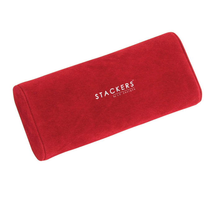 Stackers Red & Red Bracelet/Watch Pad Tray Insert