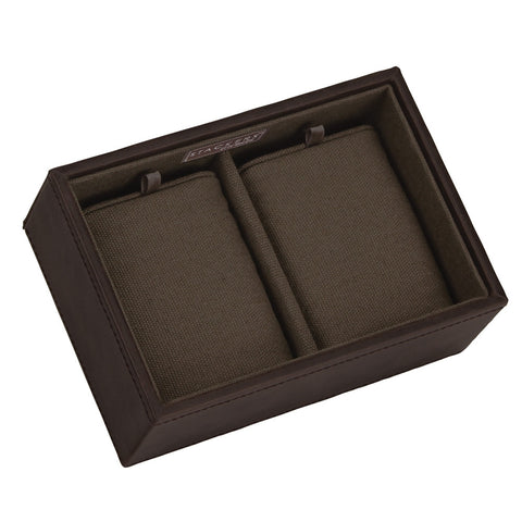 Stackers Gents Brown/Khaki Deep Watch Tray