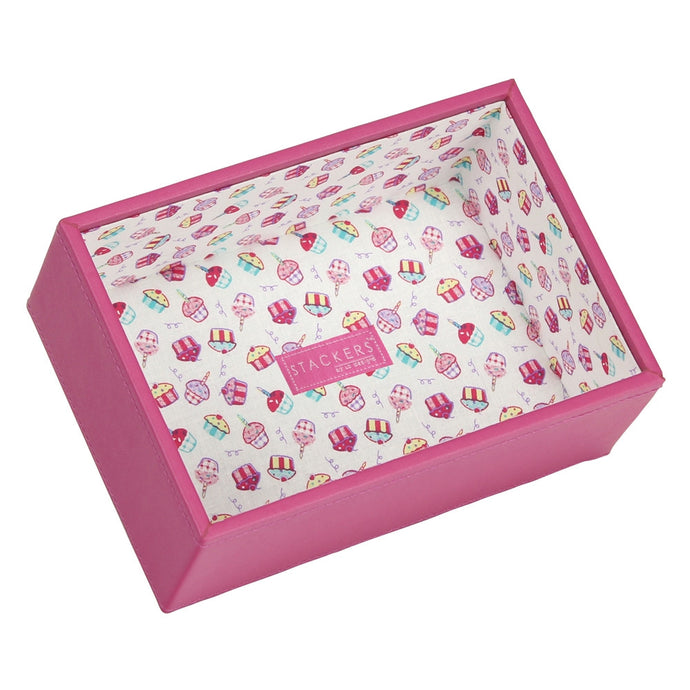 Stackers Junior Cupcake Deep Open Jewellery Tray