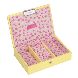 Stackers Junior Strawberry Lidded Jewellery Tray