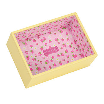 Stackers Junior Strawberry Deep Open Jewellery Tray