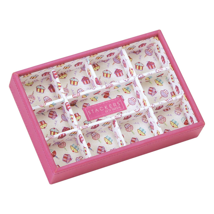 Stackers Junior Cupcake 11 Section Jewellery Tray