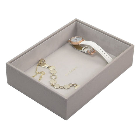 Stackers Taupe Classic Deep Open Jewellery Tray