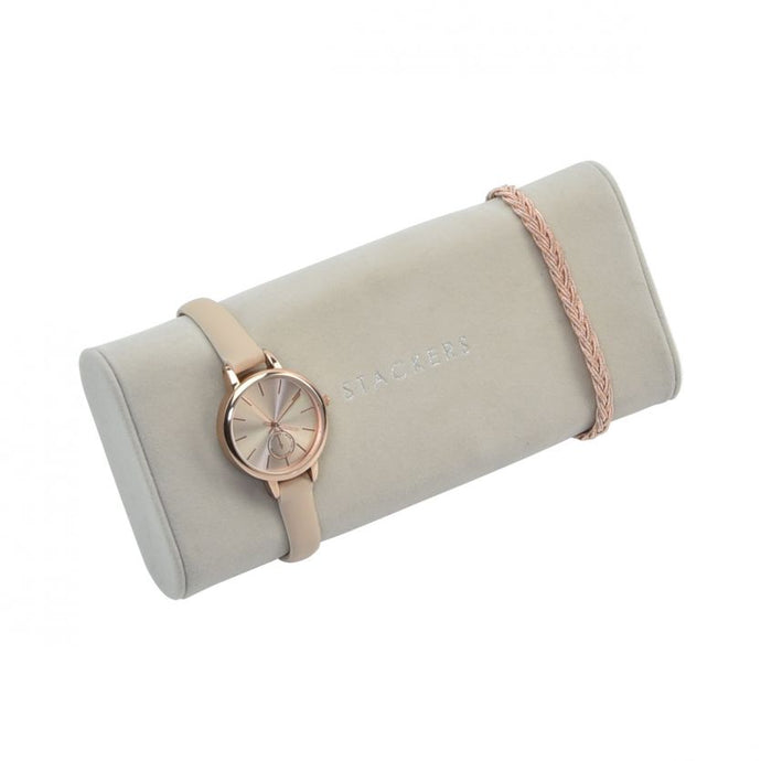 Stackers Taupe Bracelet/Watch Pad Tray Insert