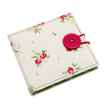 Button It Floral Needle Wallet for Sewing/Needlework