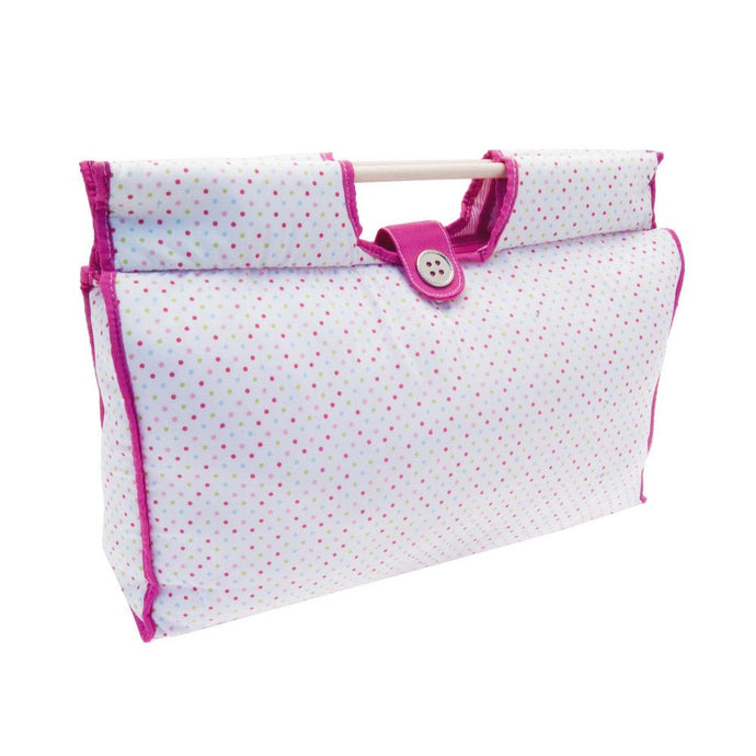 Spot Knitting Bag