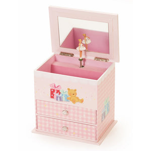 Mele & Co Evie Children's Musical Jewellery Box