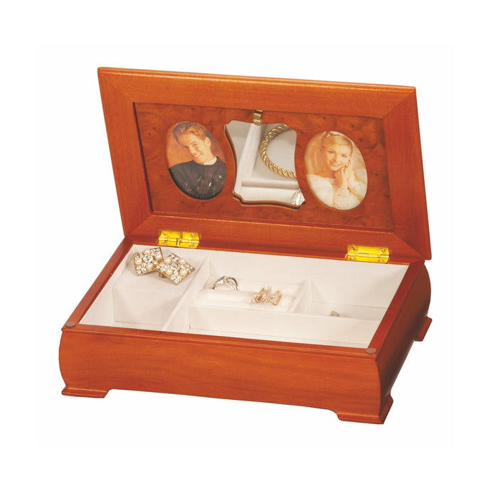 Mele & Co Claudia Inlayed Jewellery Box